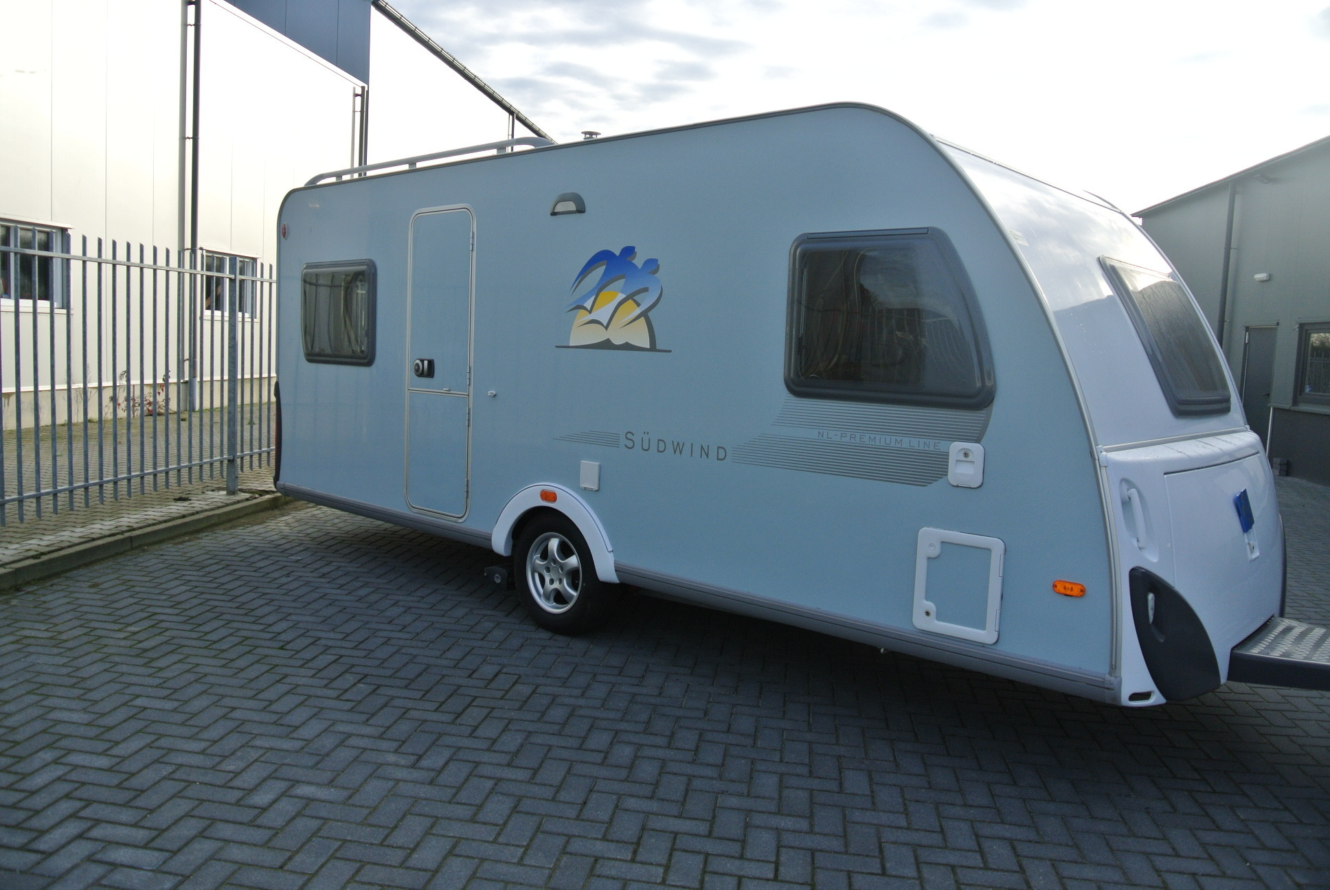 KNAUS SUDWIND 500 TF SPECIALE UITVOERING + mover